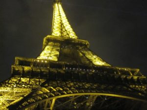 Paris, je t'aime (despite the rain)